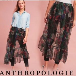 "Anthropologie MAEVE ""Meena"" Skirted Pants"